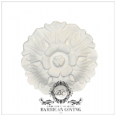 The Annie Plaster Ceiling Rose 178mm